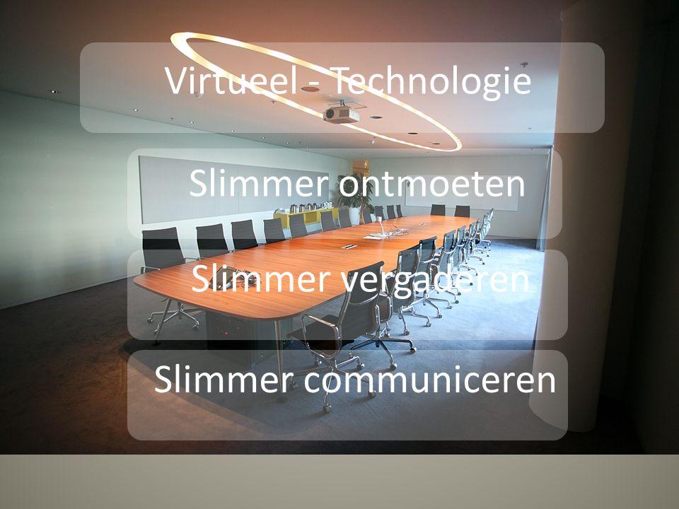 Virtueel - Technologie