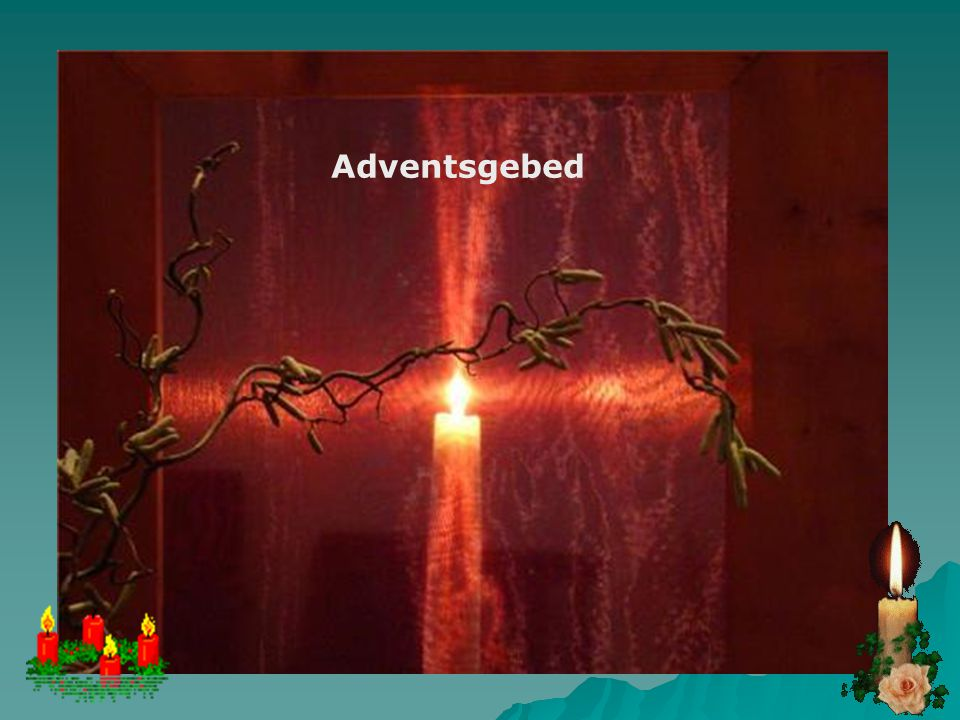 Adventsgebed