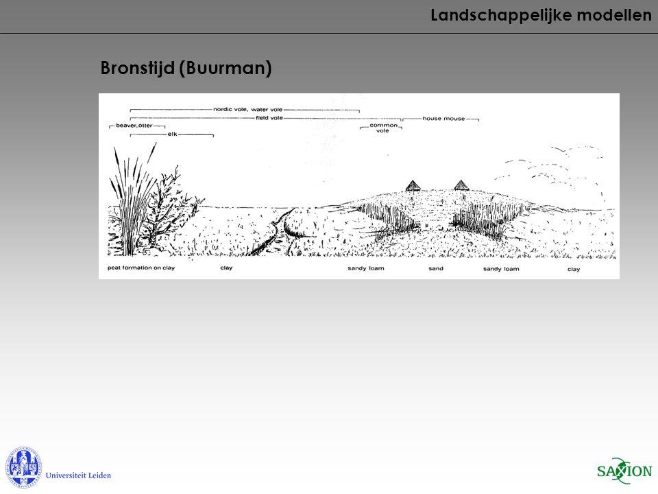 Landschappelijke modellen