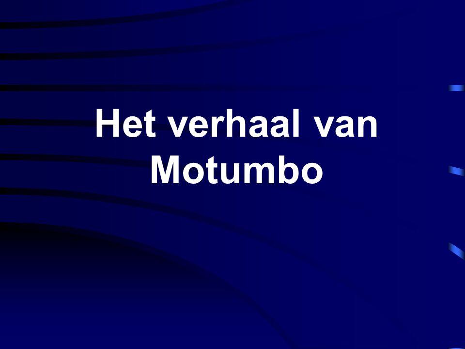 Het verhaal van Motumbo