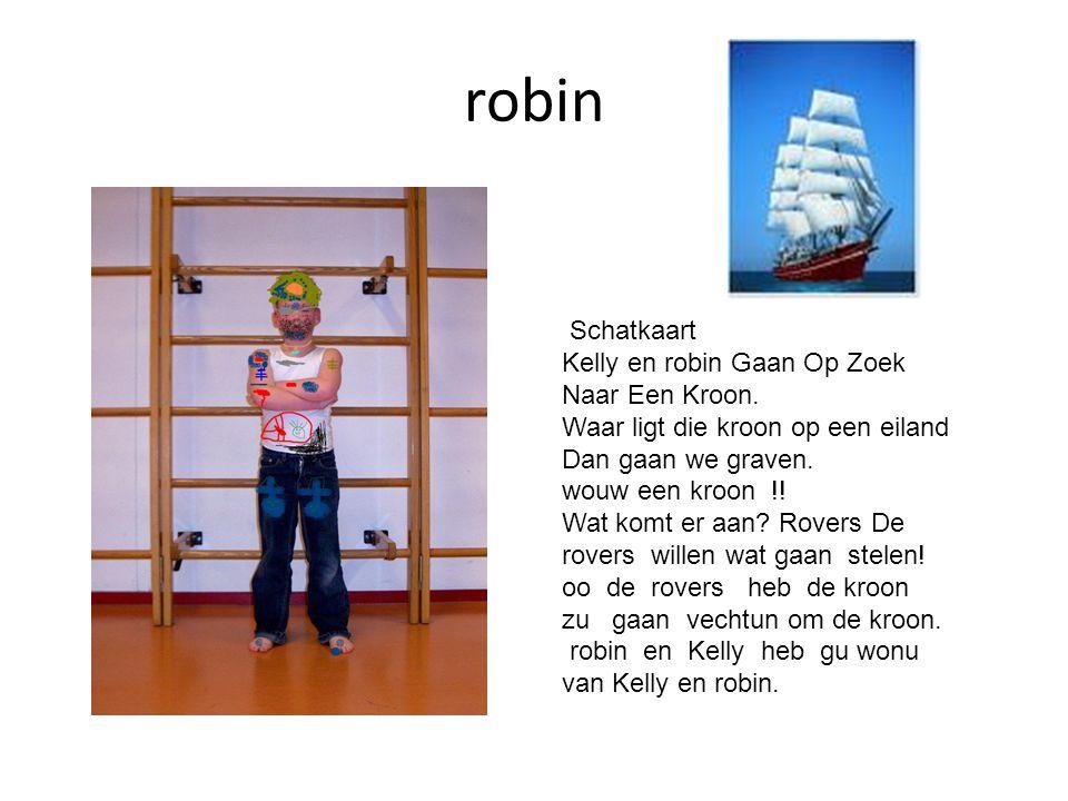robin Schatkaart Kelly en robin Gaan Op Zoek Naar Een Kroon.