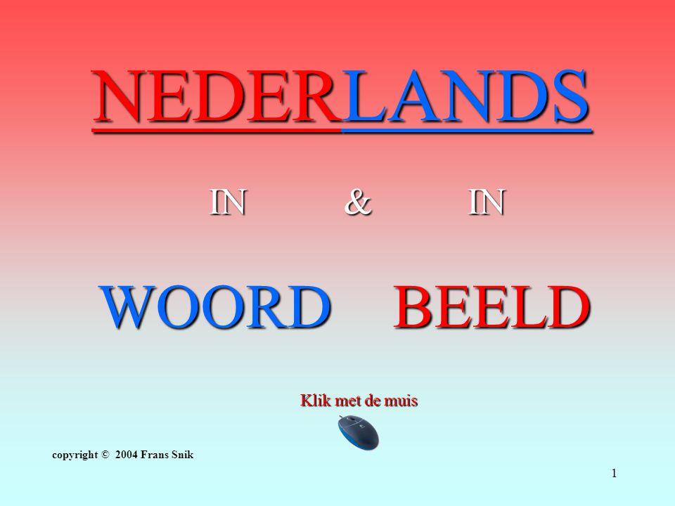 NEDERLANDS WOORD BEELD IN & IN Klik met de muis