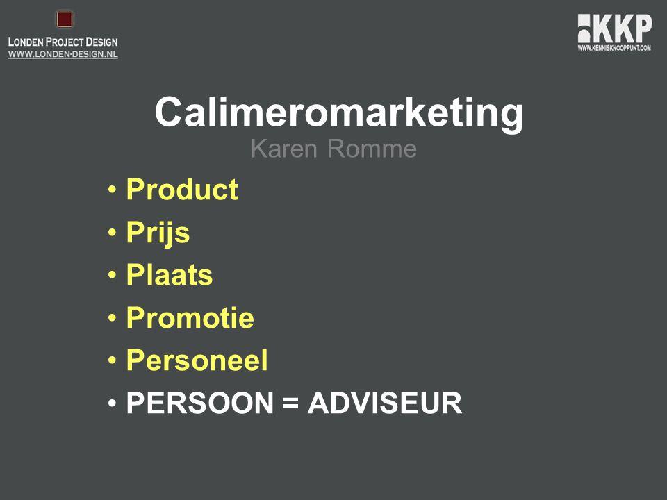 Product Prijs Plaats Promotie Personeel PERSOON = ADVISEUR