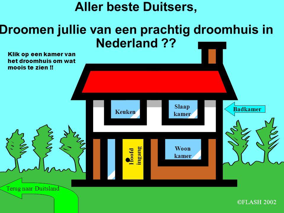 Droomen jullie van een prachtig droomhuis in Nederland