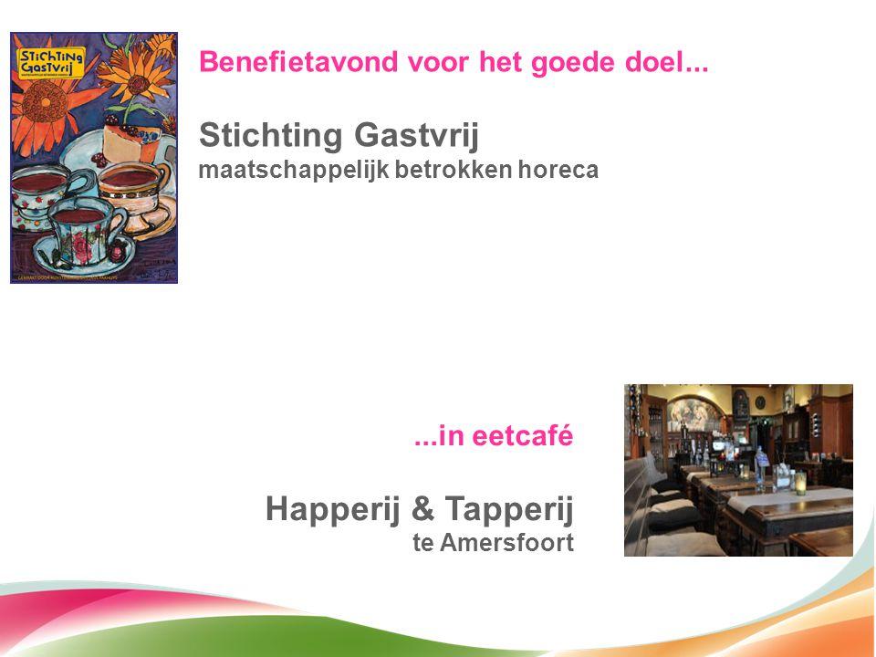 Stichting Gastvrij Happerij & Tapperij