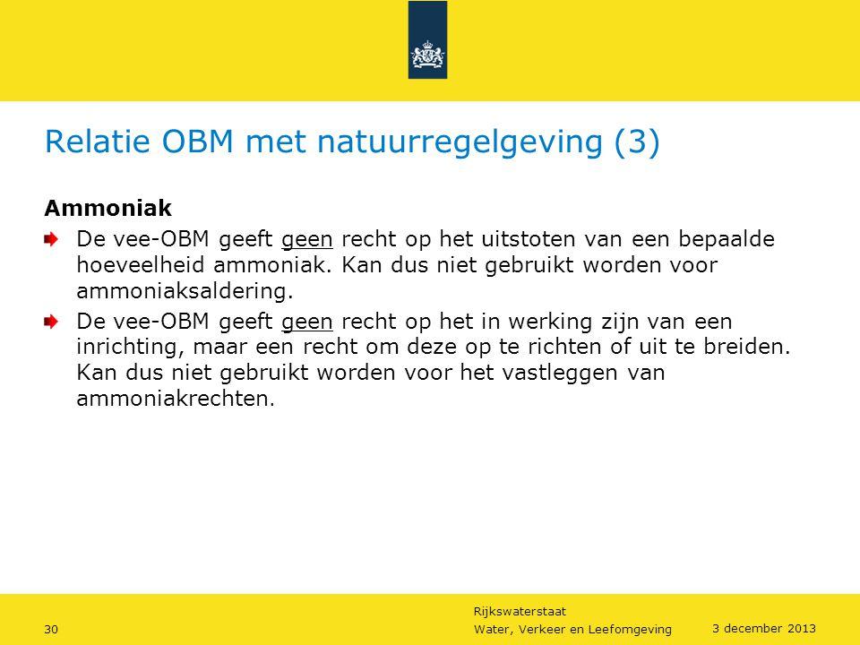 Relatie OBM met natuurregelgeving (3)