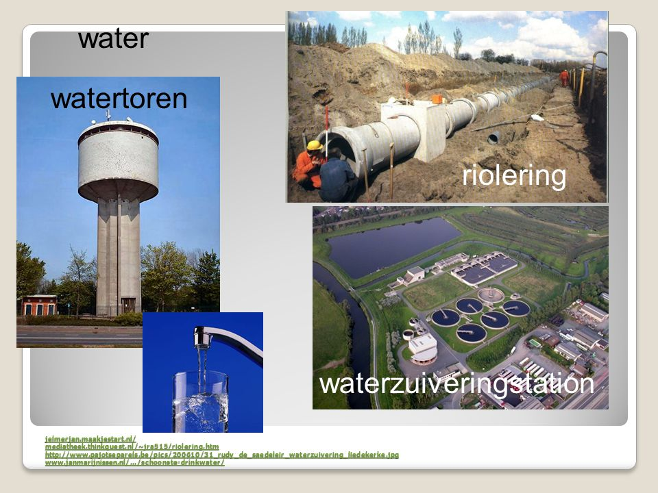 waterzuiveringstation