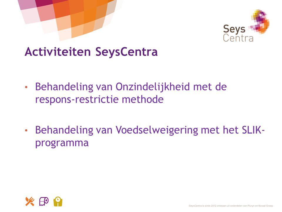 Activiteiten SeysCentra
