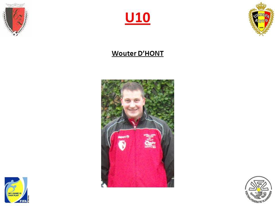 U10 Wouter D'HONT