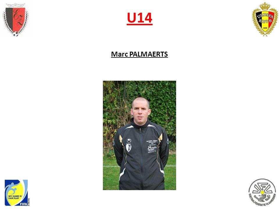 U14 Marc PALMAERTS