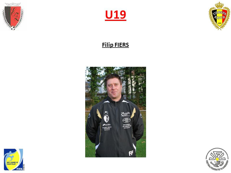 U19 Filip FIERS