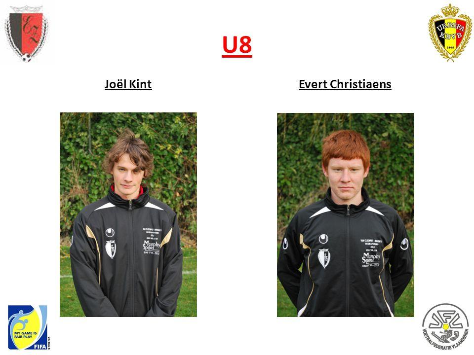 U8 Joël Kint Evert Christiaens