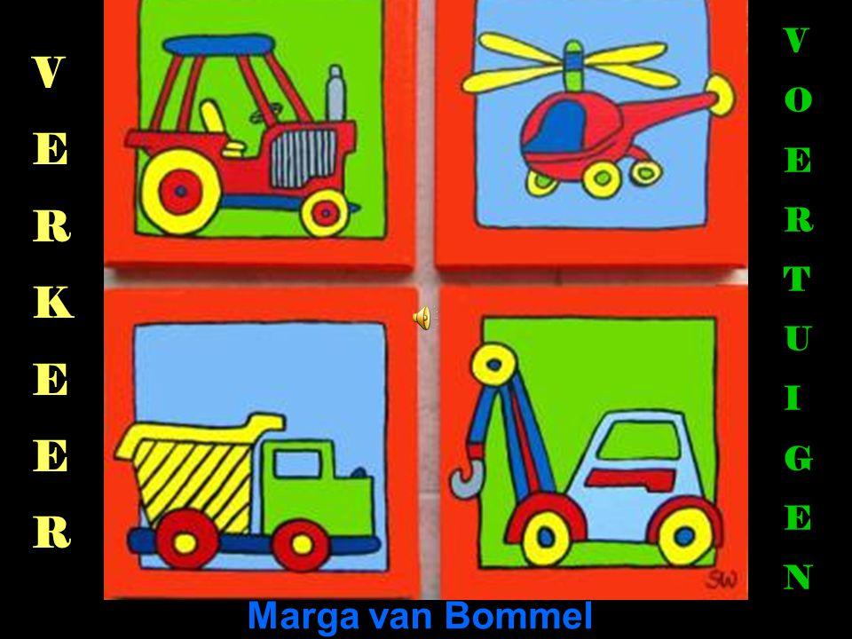 V O E R T U I G N V E R K Marga van Bommel