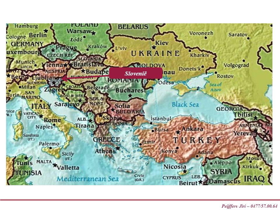Slovenië Peijffers Jiri – 0477/57.00.64