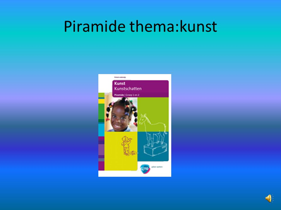 thema mensen piramide