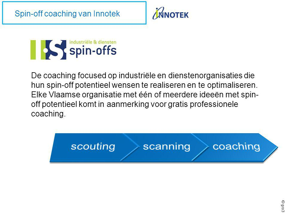 Spin-off coaching van Innotek