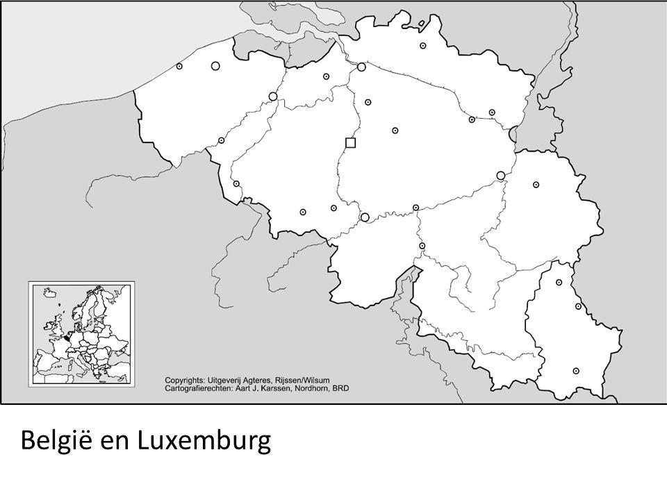 België en Luxemburg