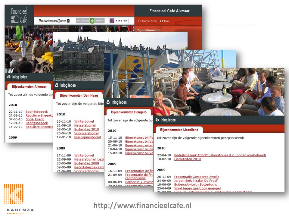 http://www.financieelcafe.nl