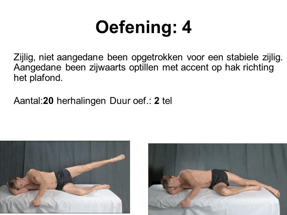 Oefening: 4