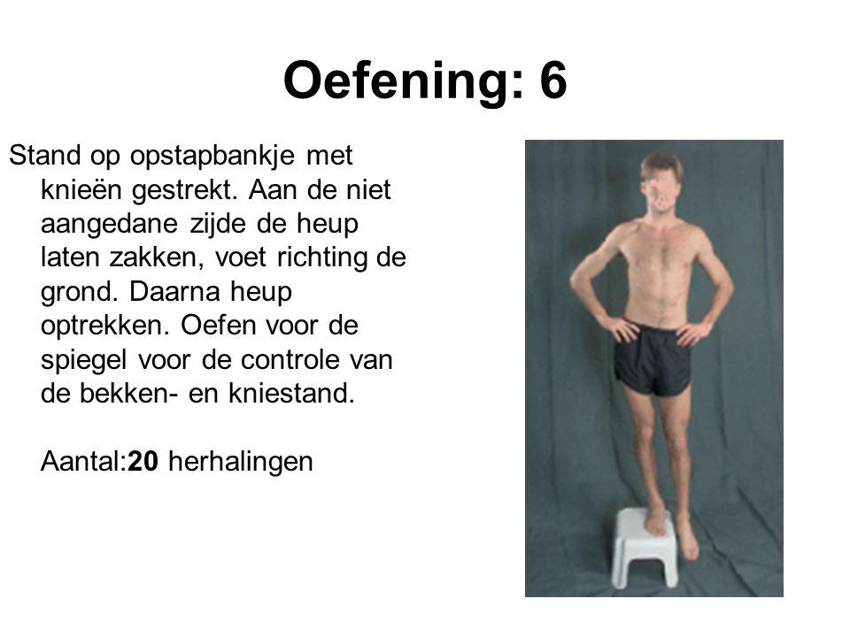 Oefening: 6