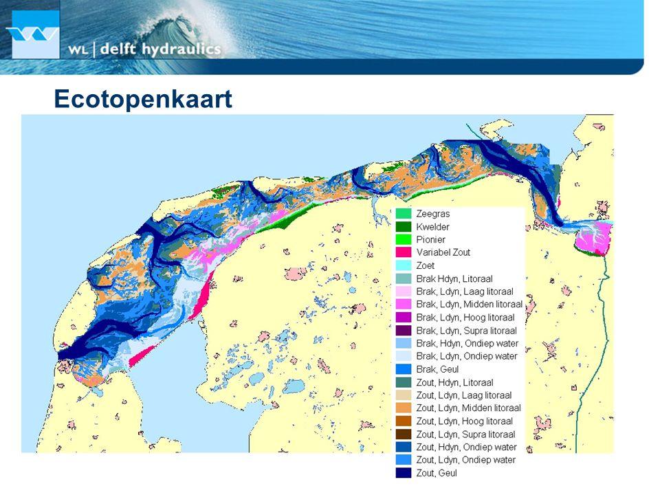 Ecotopenkaart