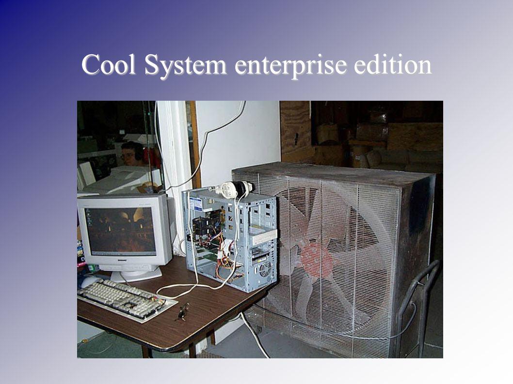 Cool System enterprise edition