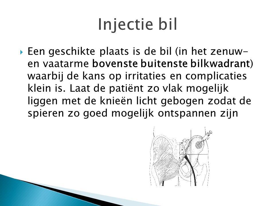 Injectie bil
