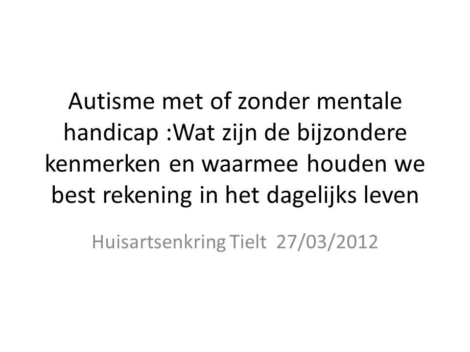 Huisartsenkring Tielt 27/03/2012