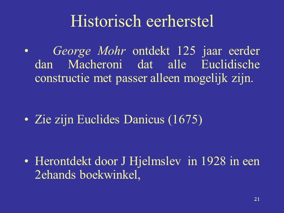 Historisch eerherstel