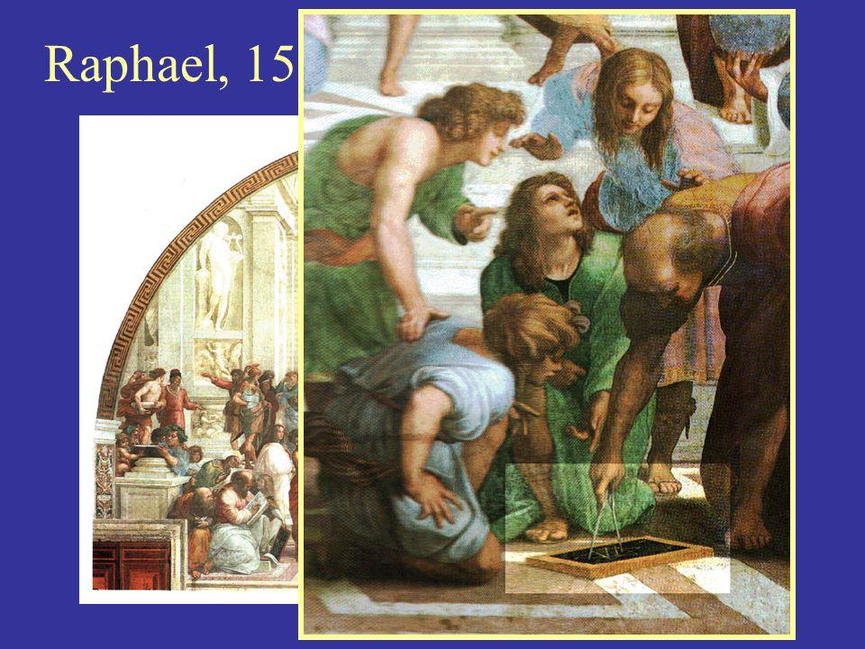 Raphael, 1509, School van Athene