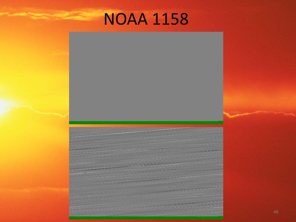 NOAA 1158