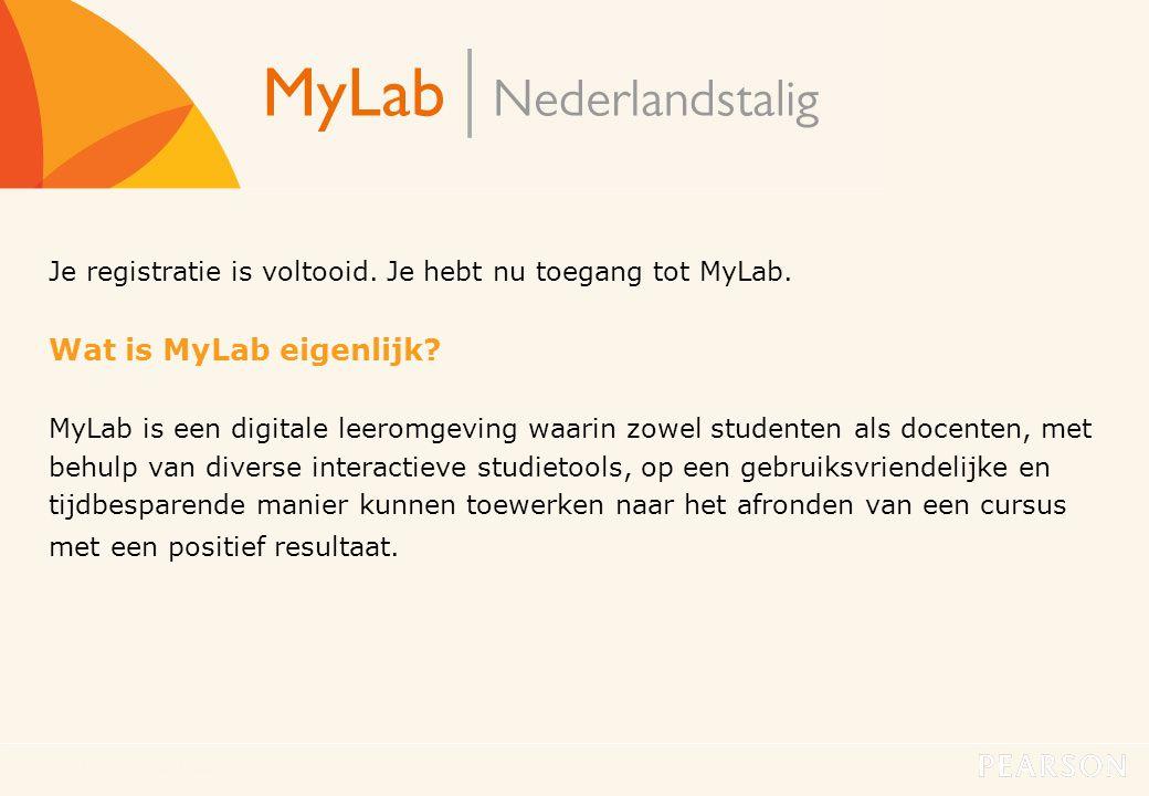 s Wat is MyLab eigenlijk