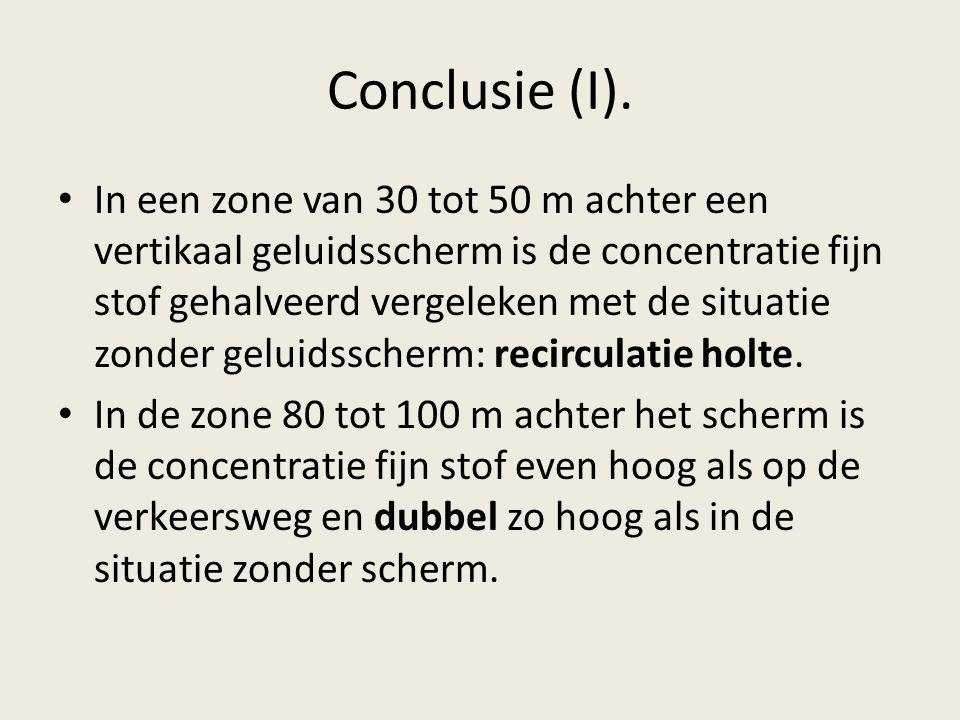 Conclusie (I).