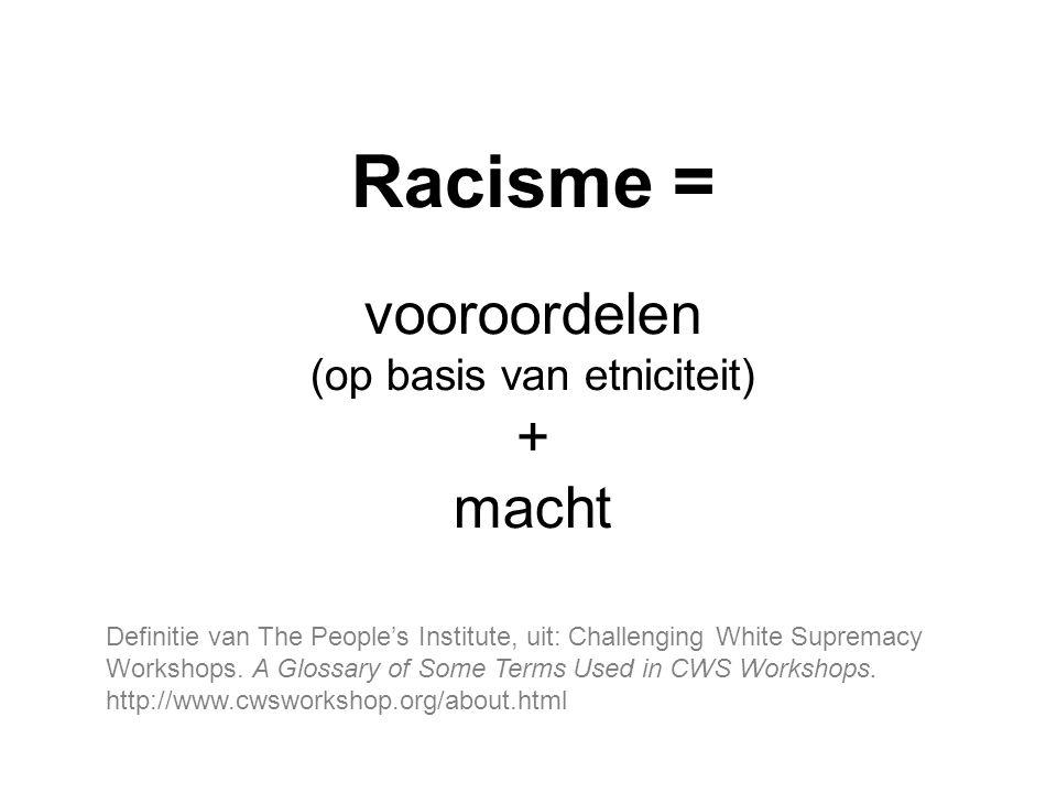 (op basis van etniciteit)