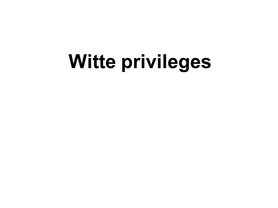 Witte privileges