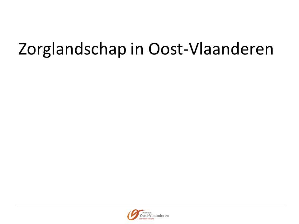 Zorglandschap in Oost-Vlaanderen