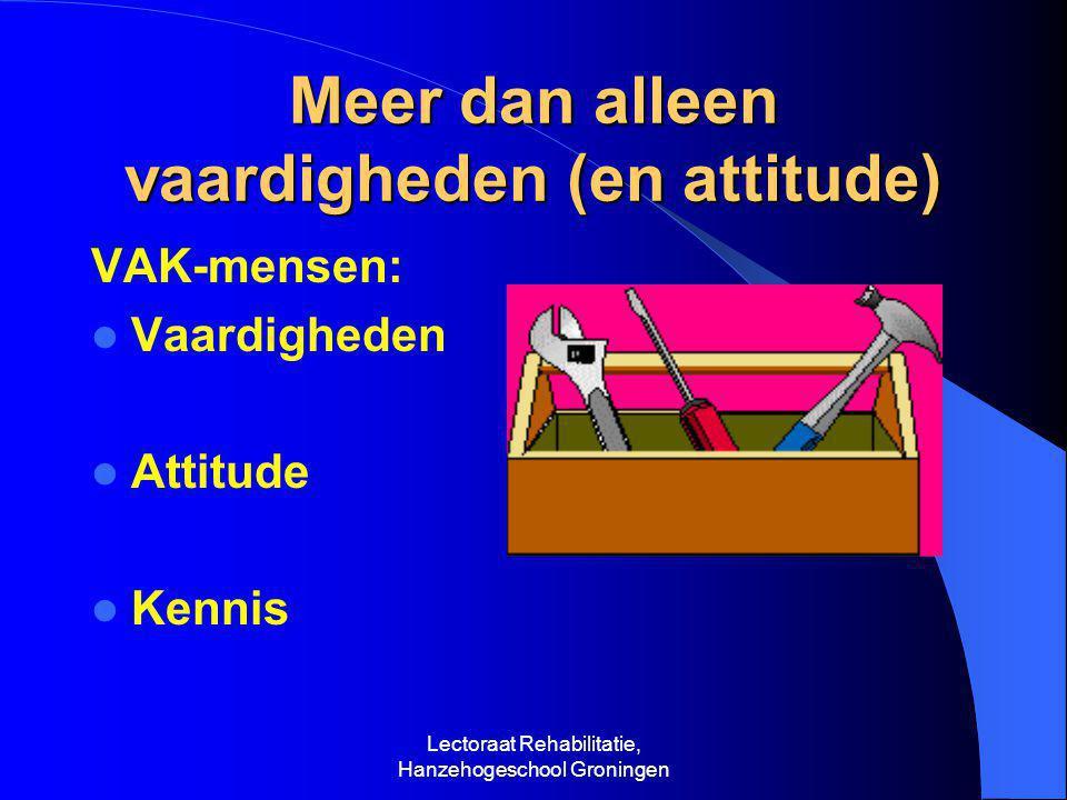 Meer dan alleen vaardigheden (en attitude)