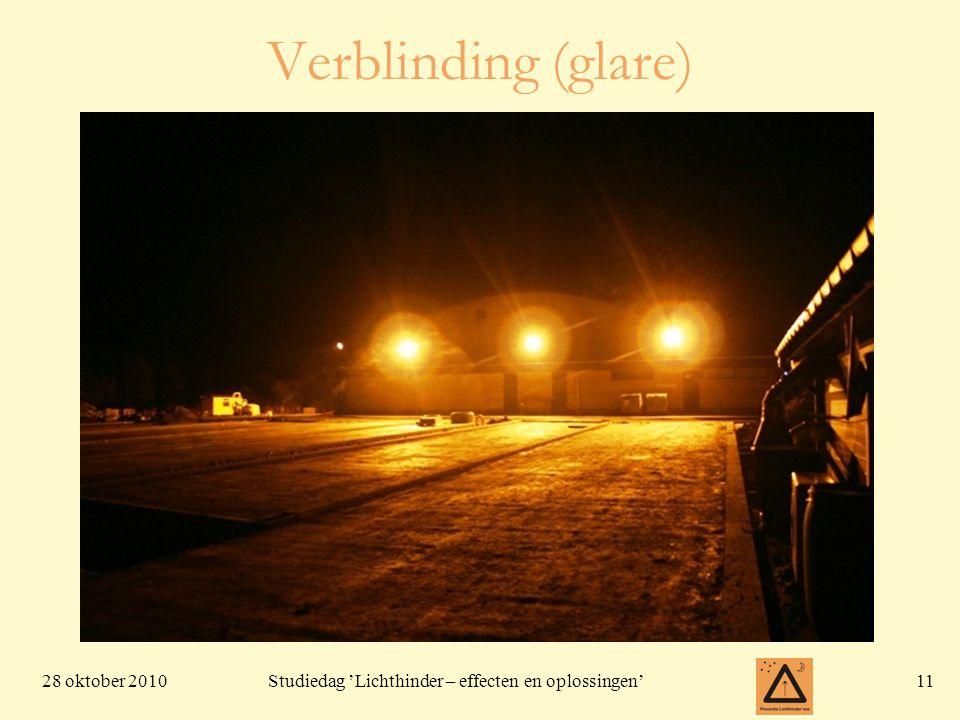 Verblinding (glare)