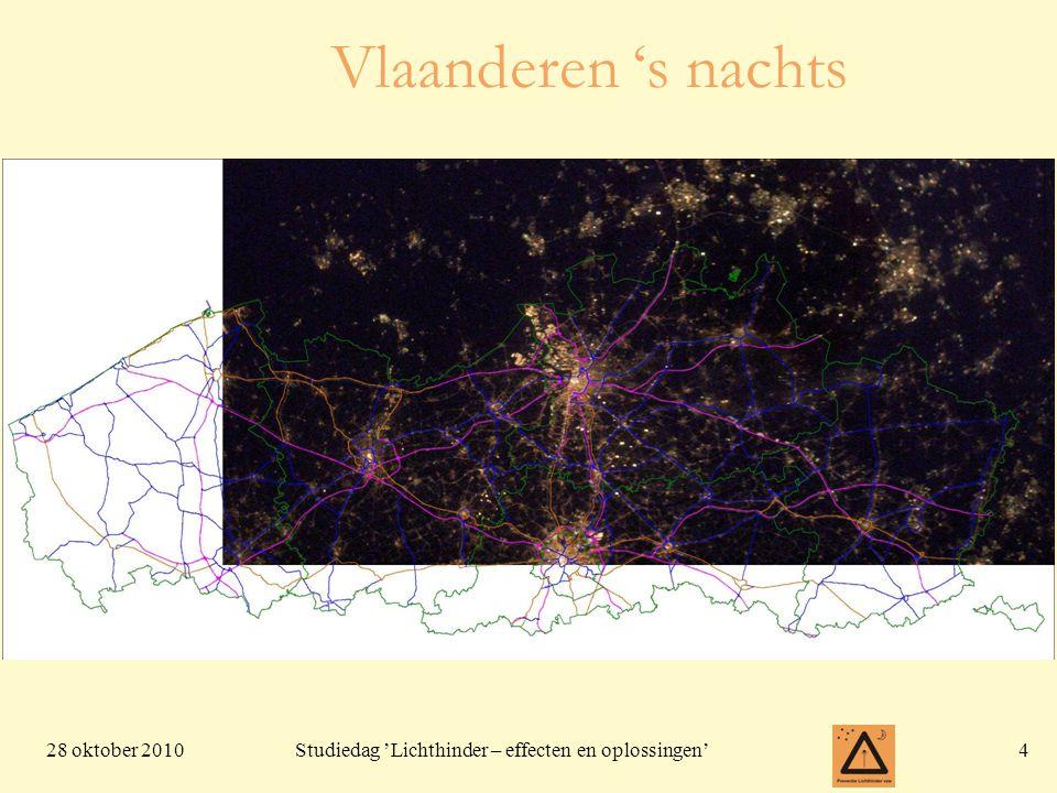 Vlaanderen 's nachts