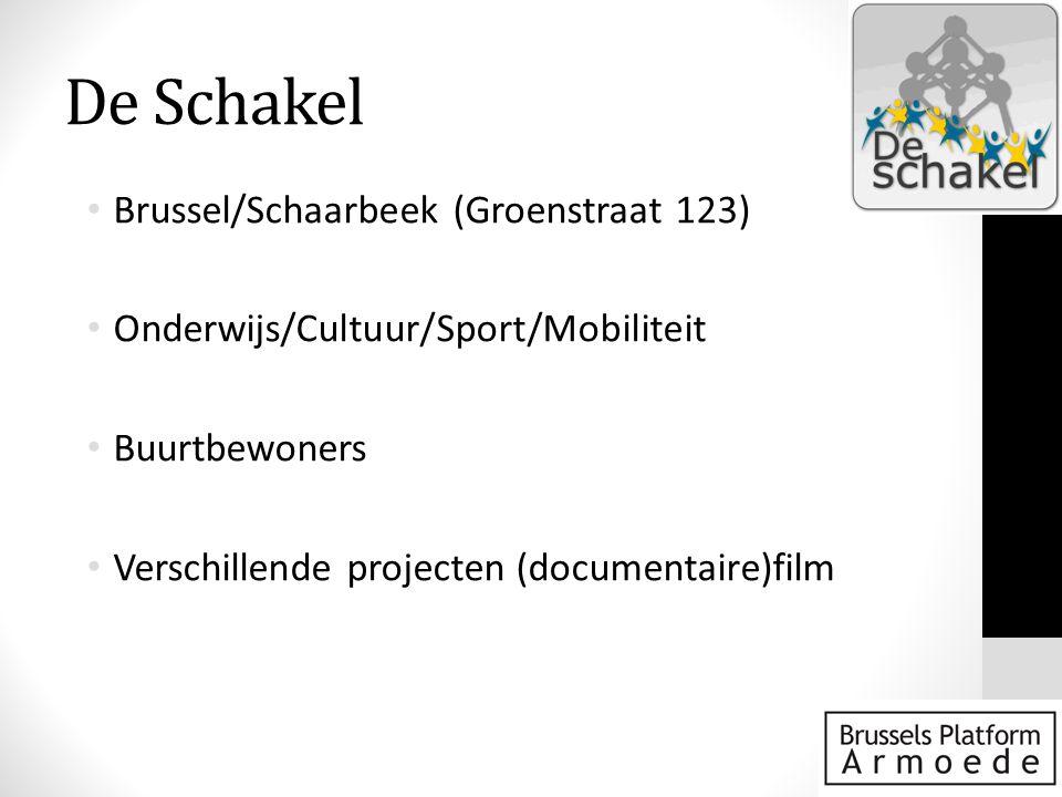 De Schakel Brussel/Schaarbeek (Groenstraat 123)