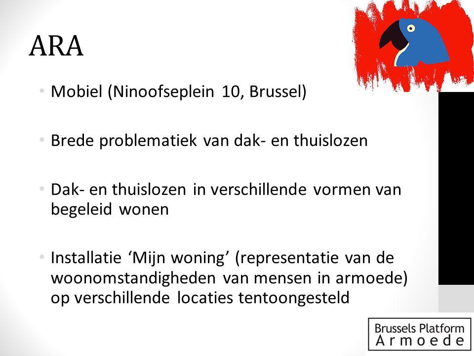 ARA Mobiel (Ninoofseplein 10, Brussel)