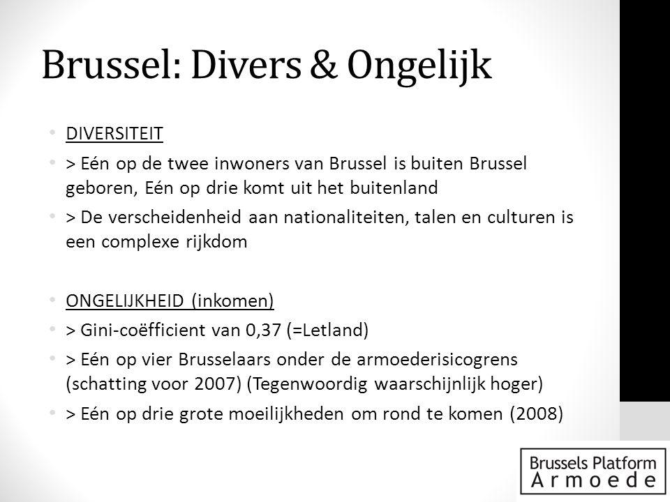 Brussel: Divers & Ongelijk