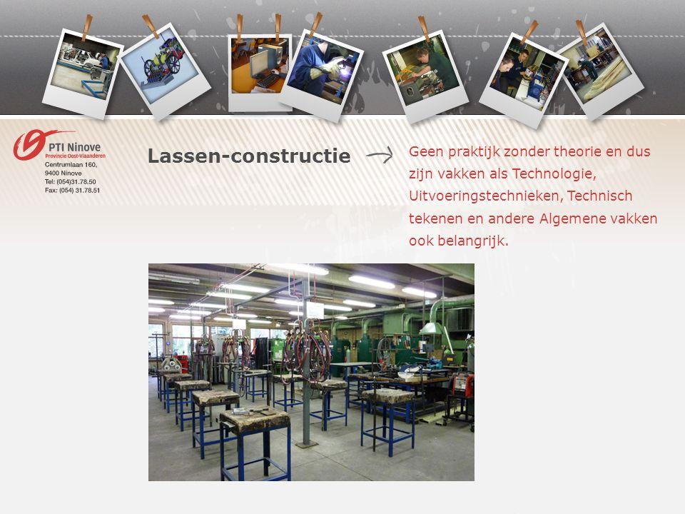 Lassen-constructie