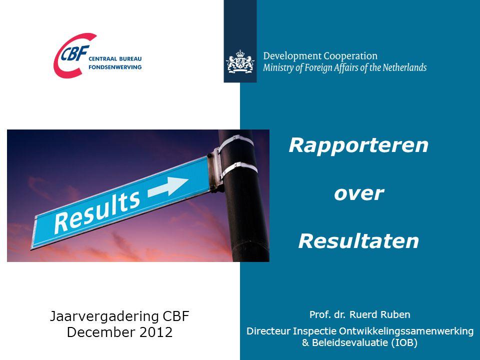 Directeur Inspectie Ontwikkelingssamenwerking & Beleidsevaluatie (IOB)