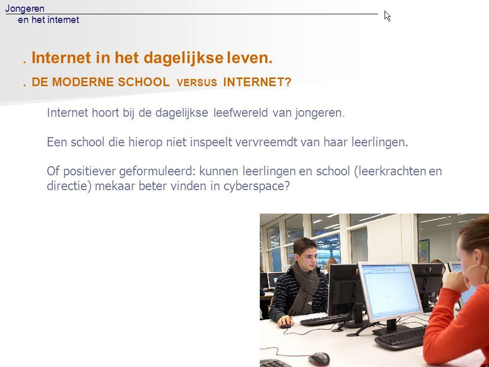 . Internet in het dagelijkse leven.