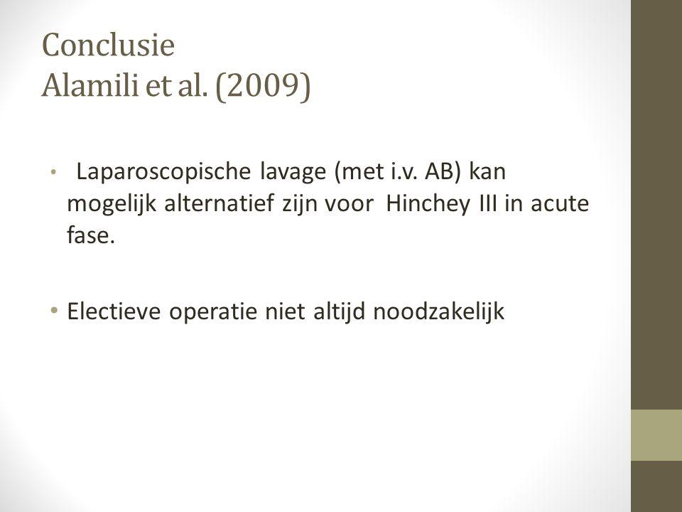 Conclusie Alamili et al. (2009)