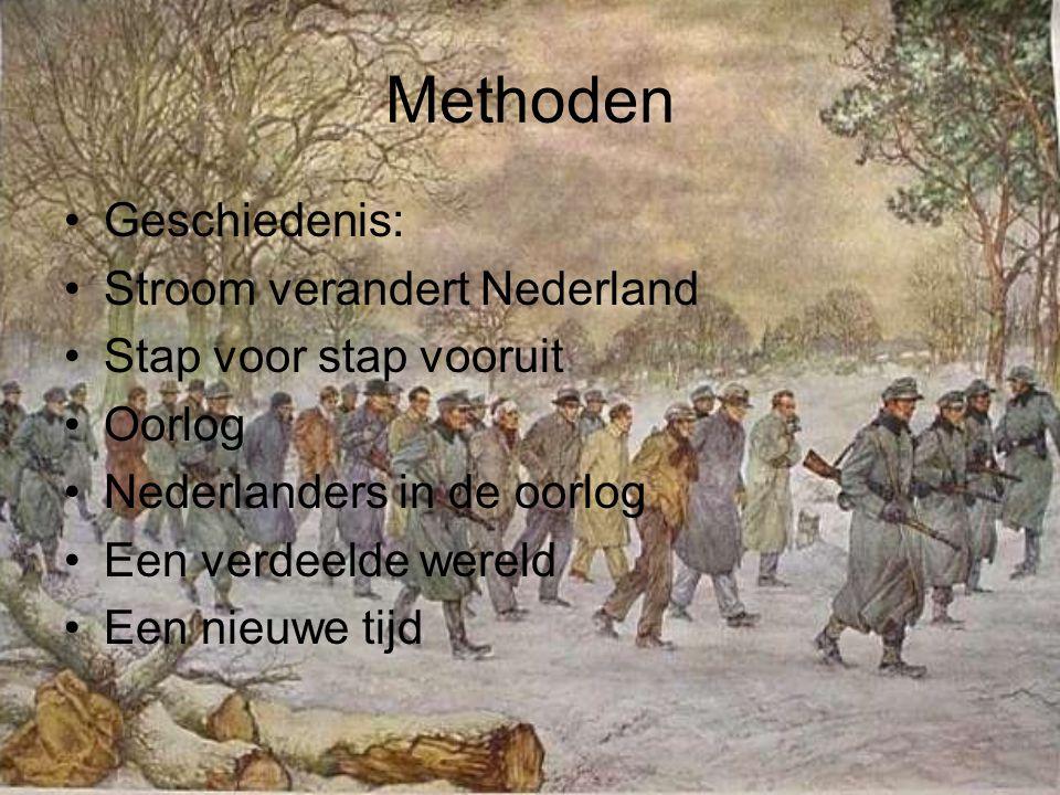 Methoden Geschiedenis: Stroom verandert Nederland