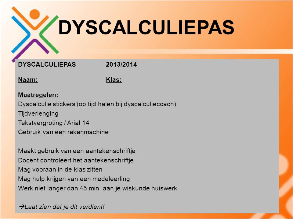 DYSCALCULIEPAS