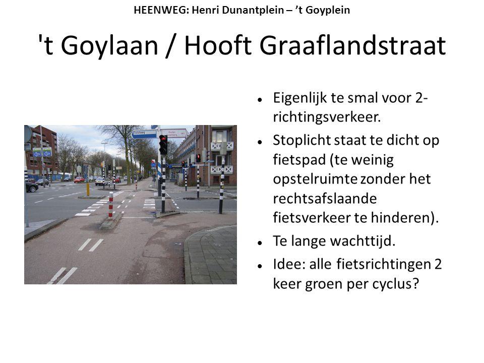 t Goylaan / Hooft Graaflandstraat
