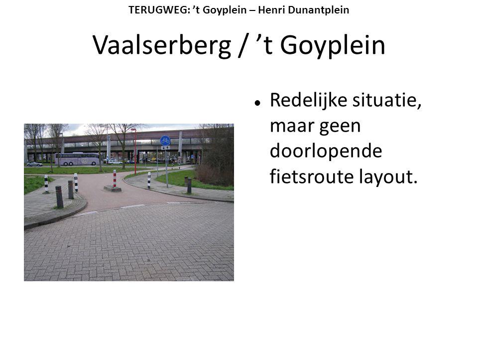 Vaalserberg / 't Goyplein